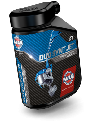 NILS OIL DUO SYNT JET 2T 1L