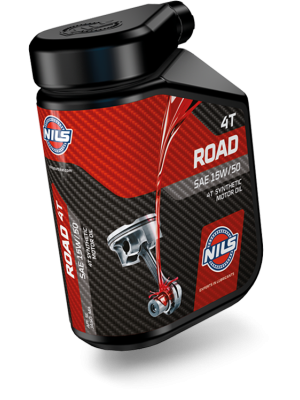 NILS OIL ROAD 10W-30 1L