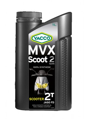 Yacco MVX SCOOT 2T SYNTH 1L