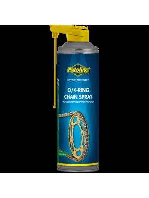 Спрей за верига PUTOLINE O&X-RING CHAINSPRAY 500 ML
