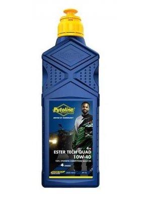 Масло Putoline Ester Tech Quad RF4+ 10W40 1L
