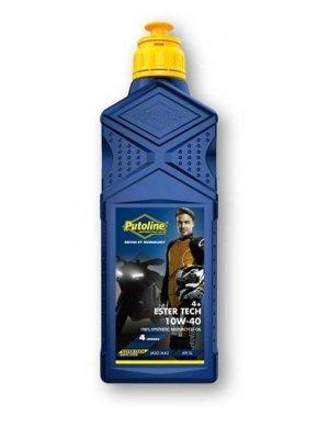 Масло Putoline Ester Tech Syntec 4+ 10W40 1L