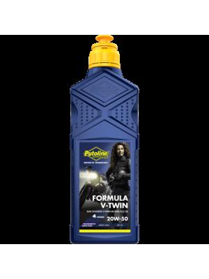 Масло Putoline Formula V-Twin 4T 20W-50 1L