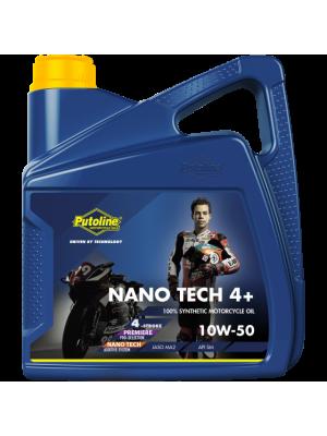Масло Putoline Nano Tech 4+ 10W50 4L