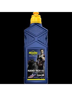 Масло Putoline Nano Tech 4+ 15W50 1L