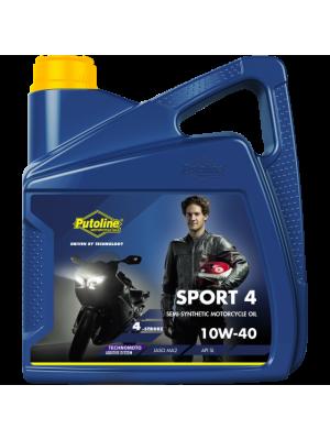 Масло Putoline Sport 4T 10W40 4L