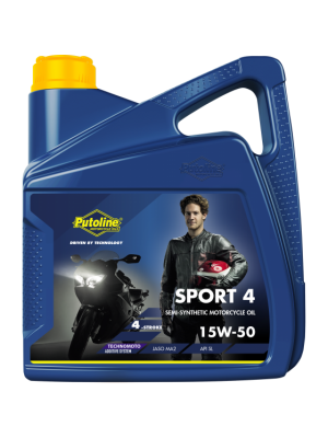 Масло Putoline Sport 4T 15W50 4L