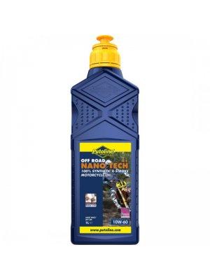 Масло Putoline Nano Tech Off Road 4+ 10W60 1L