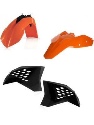 Кит пластмаси Acerbis за KTM EXC/EXC-F 08-11