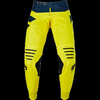 Панталон SHIFT 3LACK MAINLINE PANTS YELLOW/NAVY