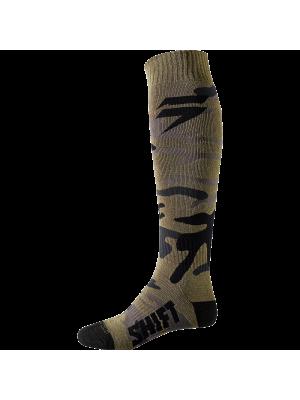 Чорапи SHIFT WHITE LABEL SOCKS CAMO