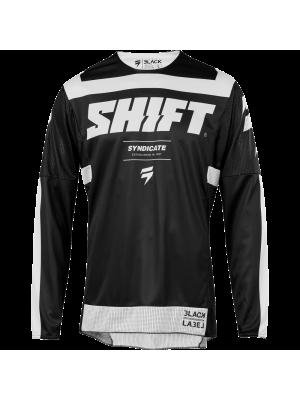 Блуза Shift 3LACK STRIKE JERSEY BLACK
