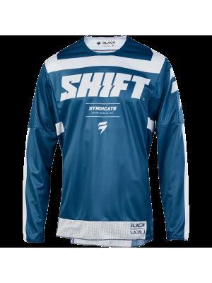 Блуза Shift 3LACK STRIKE JERSEY BLUE