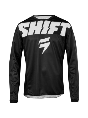 Блуза Shift WHIT3 YORK JERSEY BLACK