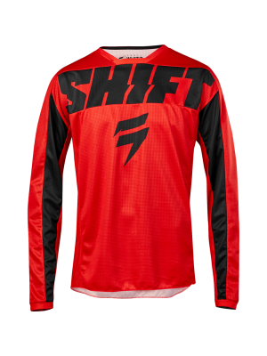 Блуза Shift WHIT3 YORK JERSEY RED