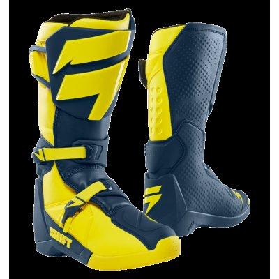 Ботуши Shift Whit3 Label BOOTS YELLOW/NAVY