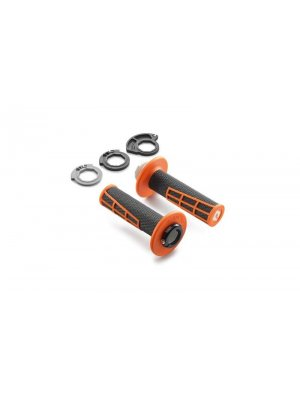 Ръкохватки KTM LOCK ON GRIP SET
