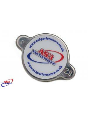 Тунинг капачка за радиатор AS3 1.6 бара за Honda, Kawasaki, Suzuki, Yamaha
