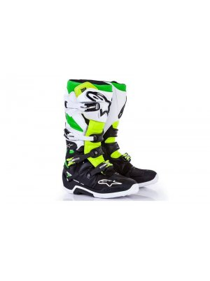 БОТУШИ ALPINESTARS MX TECH 7 BLACK/WHITE/YELLOW
