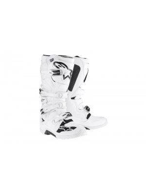 БОТУШИ ALPINESTARS MX TECH 7 ENDURO WHITE