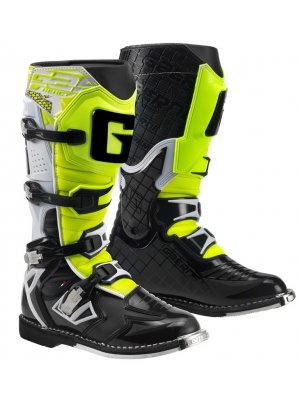 Ботуши Gaerne G-React GOODYEAR Yellow