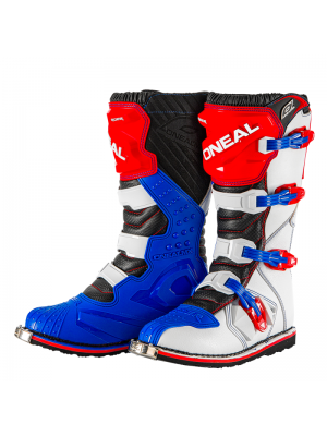 Ботуши O'NEAL RIDER BLUE/RED/WHITE