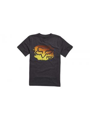 Детска тениска FOX YOUTH MANKATO GREY