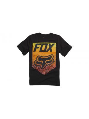 Детска тениска FOX YOUTH NETAWAKA BLK