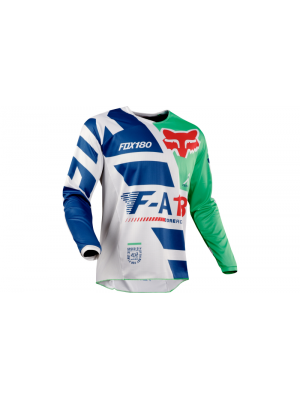 Детска блуза FOX YOUTH 180 SAYAK JERSEY