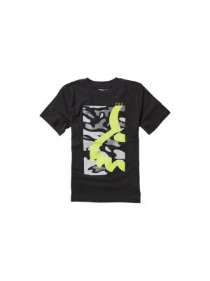 Детска тениска FOX YOUTH EYECON BOX