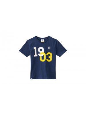 Детска тениска HUSQVARNA KIDS 1903 TEE