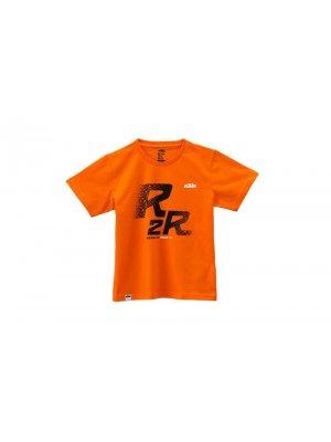 Детска тениска KTM KIDS R2R TEE