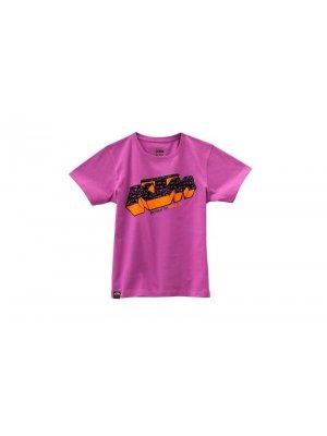 Детска тениска KTM KIDS RACEGIRL TEE