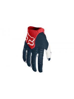 Ръкавици FOX PAWTECTOR NAVY/RED GLOVES