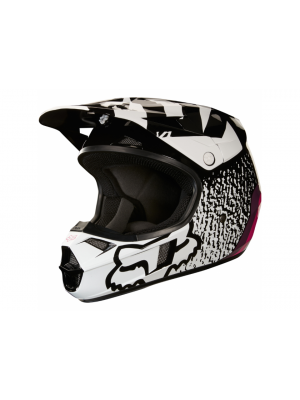 Каска FOX V1 HALYN HELMET