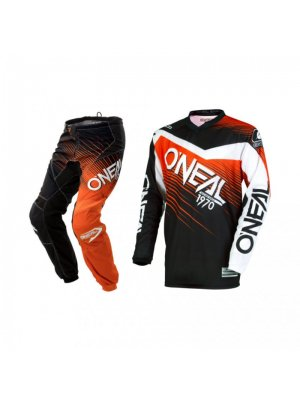 Крос екип O'NEAL ELEMENT RACEWEAR BLACK/ORANGE 2018