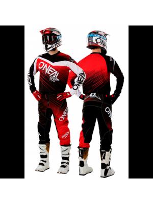 Крос екип O'NEAL ELEMENT RACEWEAR BLACK/RED 2018