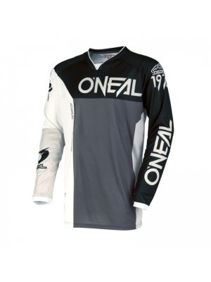 Блуза O'NEAL MAYHEM LITE SPLIT BLACK/GRAY
