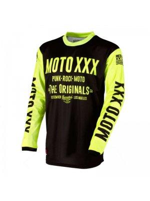 Блуза O'NEAL MOTO XXX ORIGINAL BLACK/HI-VIZ