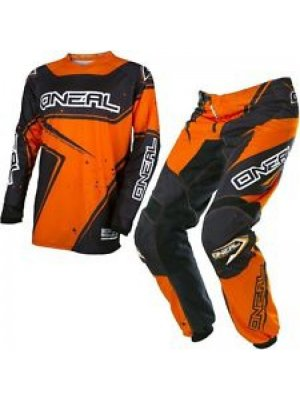 Крос екип O'NEAL RACEWEAR BLACK ORANGE
