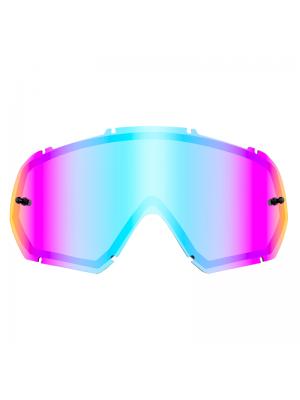 Двойна плака O'NEAL за крос очила модел B-10 RADIUM BLUE