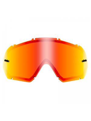 Двойна плака O'NEAL за крос очила модел B-10 RADIUM RED