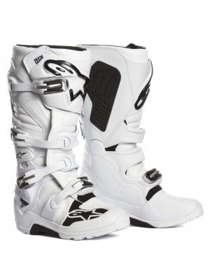 Ботуши ALPINESTARS MX TECH 7 white
