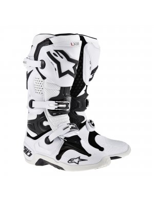 Ботуши ALPINESTARS MX TECH 10 white