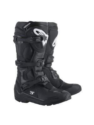 БОТУШИ ALPINESTARS MX TECH 3 BLACK