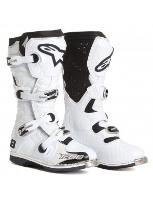 БОТУШИ ALPINESTARS MX TECH 8 RS white