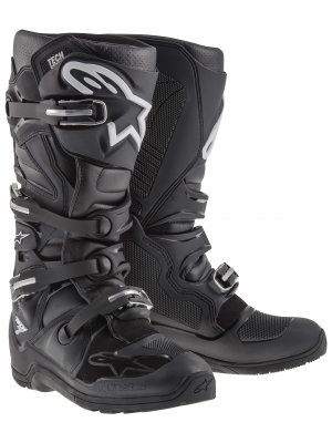 БОТУШИ ALPINESTARS MX TECH 7 BLACK