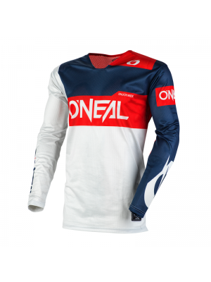 Блуза O'NEAL AIRWEAR FREEZ GRAY/BLUE/RED