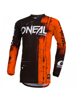 Детска блуза O'NEAL ELEMENT SHRED ORANGE