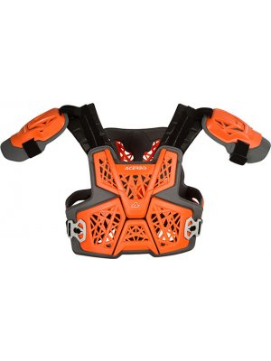 НАГРЪДНИК ACERBIS GRAVITY LEVEL 2 ORANGE